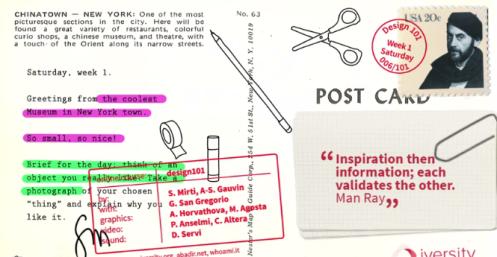 Design 101 - iversity.org