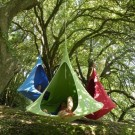 Cacoon-hanging-tree-house